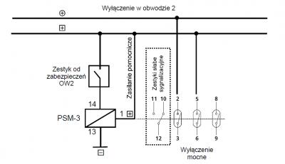 PSM-3 Podłączenie_obwód_2